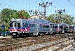 SPAX 704 on local train 2563